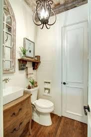 farmhouse powder room alluring french chandelier lighting best modern ideas on corner wall decor with pedestal
