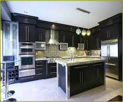 black painted kitchen cabinets ideas. Perfect Cabinets Black Painted Kitchen Cabinet Ideas Throughout Cabinets