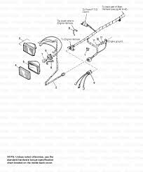 simplicity 1918h (1692523) agco 1918h garden tractor, 18hp hydro Automotive Wiring Harness simplicity 1918h (1692523) agco 1918h garden tractor, 18hp hydro front wiring harness diagram and parts list partstree com
