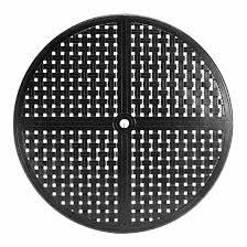 double lattice 48 round table top