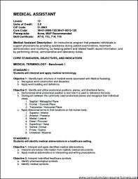 Medical Office Assistant Resumes Samples Resume Examples Medical