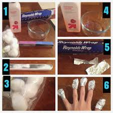 nail polish creative how to remove gel nail polish without acetone with this easy nail