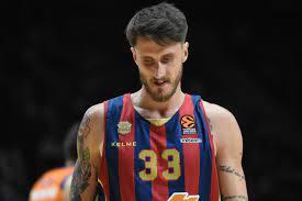 Achille Polonara decisivo nella vittoria del Baskonia contro Malaga -  SuperBasket