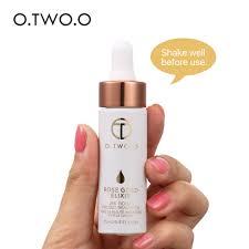 o 24k rose gold elixir skin make up oil for face essential oil before primer foundation moisturizing face oil anti aging in primer from beauty health on