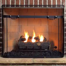child safe fireplace screen napoleon fireplaces child safety gas fireplace screen