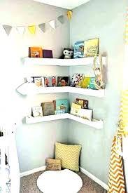 exotic white wall bookshelves kids room white wall shelving units for