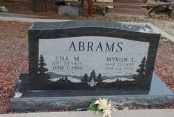 Ena Marguerite Noland Abrams (1905-1984) - Find A Grave Memorial