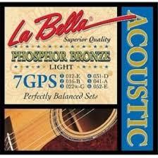 La Bella String Tension Chart La Bella Strings