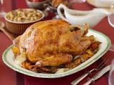 brined  herb grilled turkey