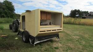 Diy travel trailer Campers Diy Micro Camping Trailer Built For 2900 Build Green Rv Diy Micro Camping Trailer Built For Cheap