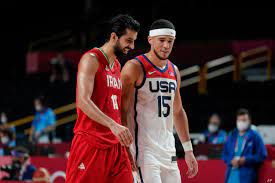 US Olympic Basketball Coach Praises ...