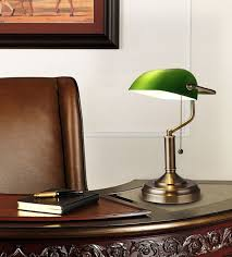 Green Shade Desk Lamp Inspirational Torchstar Traditional Bankers
