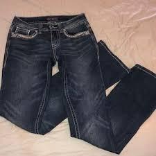 Shyanne Jeans Size Chart Shyanne Jeans Boot Cut Poshmark