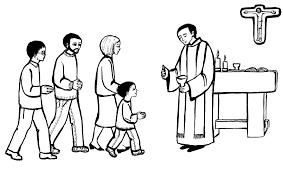 Kleurplaten Eucharistie Brekelmansadviesgroep