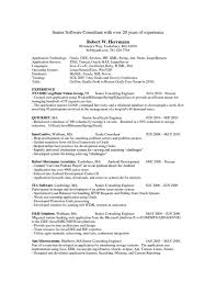 Mobile Application Developer Resume Sample Junior Application Ideas