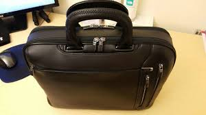 tumi arrivé kennedy deluxe leather briefcase for in randolph ma 5miles and