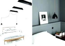 bedroom hanging pendants lights for plug in light ceiling that lighting scenic