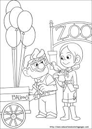 Small Picture pixar up coloring pages 05 Coloring Pinterest Free printable