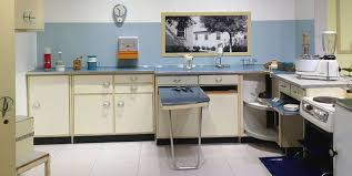 1950s Kitchen Furniture Cooking Up History Of Modern Kitchen Design