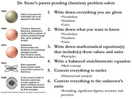 syllabus chemistry fall ppt dr stone s patent pending chemistry problem solver