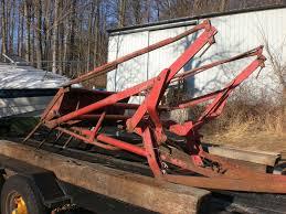 tractor front end loader front end loader manure fork farmall john deere 420 front tractor bucket
