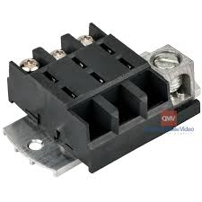accelevision 5415m 3 gang atc fuse distribution block accelevision 5415m 3 gang atc fuse distribution block input terminals