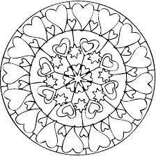 Small Picture 262 best Hearts images on Pinterest Mandalas Heart doodle and