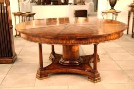 round dining tables for 8 oak dining table and 8 chairs dining room table seats 8