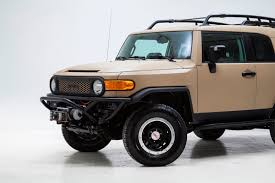 2010 Toyota FJ Cruiser Trail Teams Kevlar Lined With Many Upgrades ...