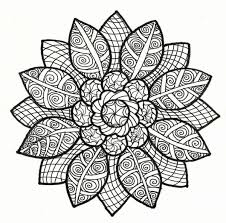 Small Picture Advanced Coloring Pages for Adults Coloring page because its