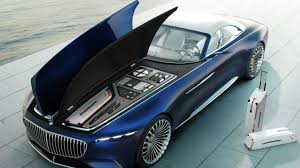 2018 maybach convertible. interesting maybach 2018 mercedes maybach 6 concept cabriolet for maybach convertible r