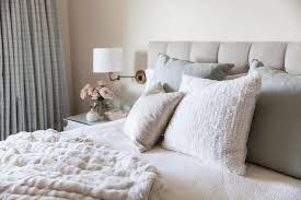 White and Beige Bedrooms