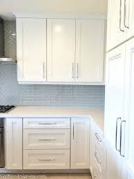 Cabinet Door Knob Placement Kitchen Cabinets Hardware Placement