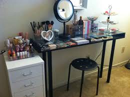 trendy diy makeup vanity brilliant setup for your room diy makeup vanity table