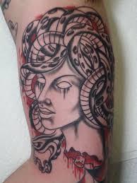 медуза горгона значение татуировка фото татуировки на спин медуза