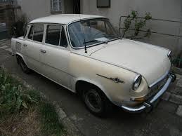 Prodám Škoda 1000 MB, r.v.1967 - i-Veteran.cz