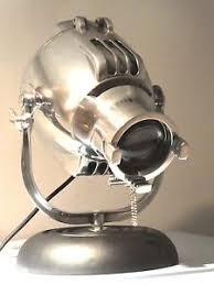 industrial desk lamp. Image Is Loading VINTAGE-STRAND-THEATRE-SPOT-LIGHT-INDUSTRIAL-DESK-LAMP- Industrial Desk Lamp E