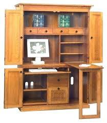 contemporary computer armoire desk computer armoire. Computer Armoire Choosing A With Contemporary Desk