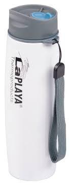 Купить <b>Термокружка LaPlaya</b> Strap (<b>0,5 л</b>) white по низкой цене с ...