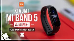 <b>Mi Band</b> 5 - Full Review - vs. <b>Mi band</b> 4 [Xiaomify] - YouTube