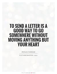 Quotes Letter Letter Quote Ohye Mcpgroup Co