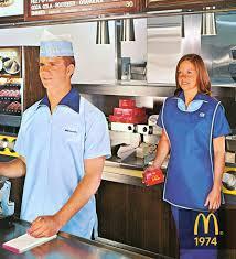 Mcdonalds Cook Job Description Mcdonalds Uniforms From 1950 To 2017 Eater