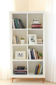 hack ikea furniture. DIY IKEA Kallax Shelving Unit Hack (via Deliacreates) Ikea Furniture