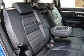 the second row gets a pair of isofix baby seat mounts on the outside seats image credit tim robson