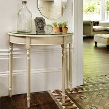 small half moon table small half moon tables white round console table office curved sofa decorating small half moon table small half moon console