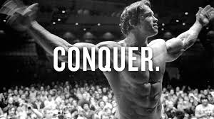 arnold motivational message for bodybuilders