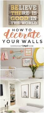 today we re featuring some of our favorite wall decor ideas to help make your