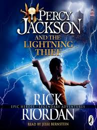 le details for percy jackson and the lightning thief book 1 by rick riordan