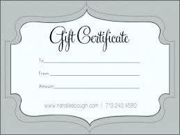 Make Your Own Gift Certificate Templates Free Make Your Own Gift Certificate Template Free Flocker Info