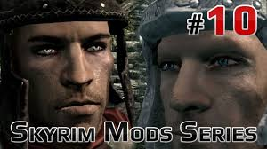 Skyrim Hair Style Mod  skyrim mods series 10 better men faces and better hair 4604 by wearticles.com